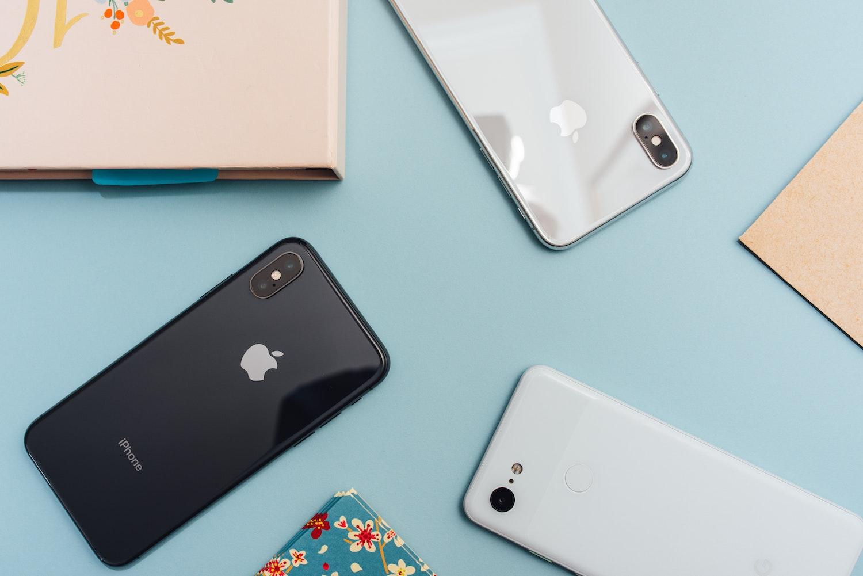 Smartfon Apple iPhone 12 64GB biały 5G